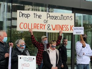 300920 Drop the Prosecutions